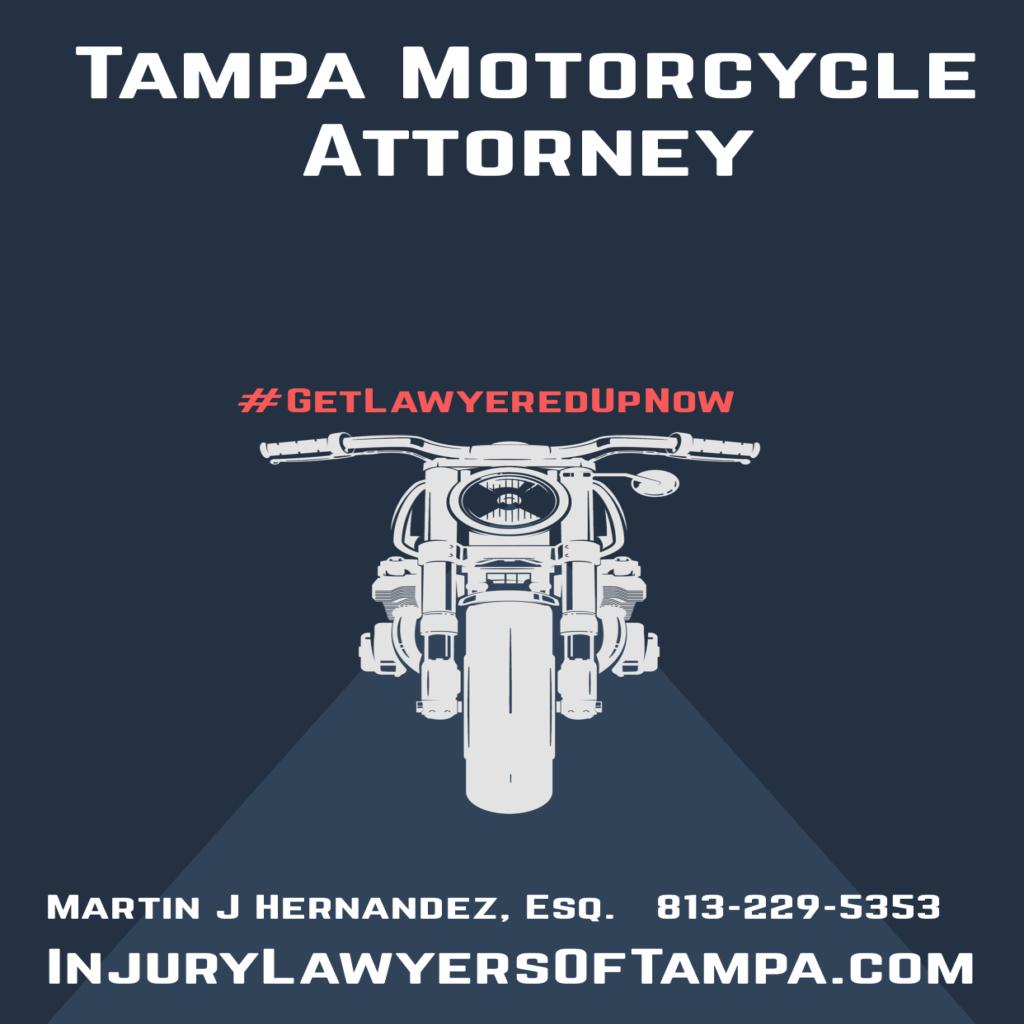 Tampa Motorcyle Accident Attorney Martin Hernandez