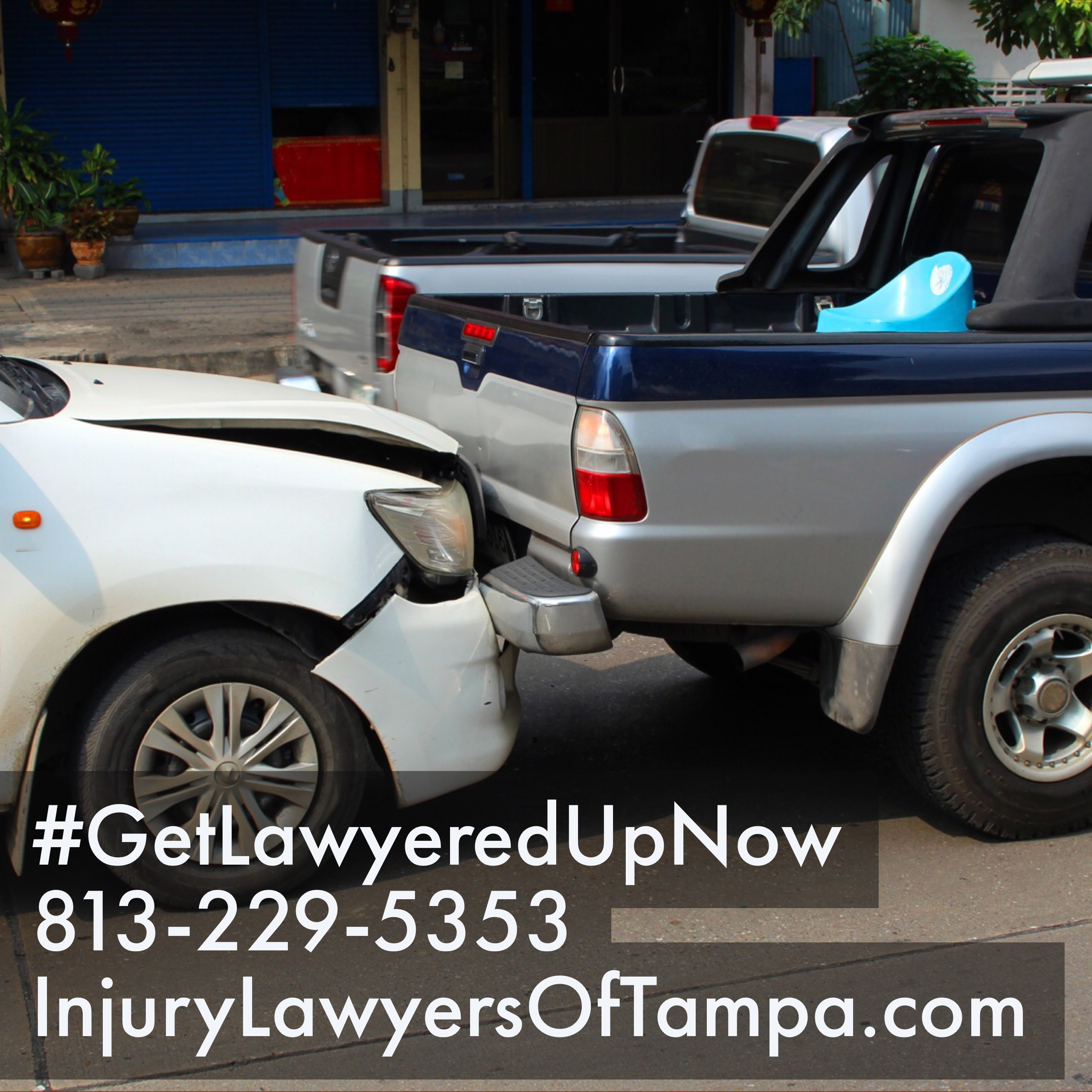 Rear-end collision attorney in Tampa Florida