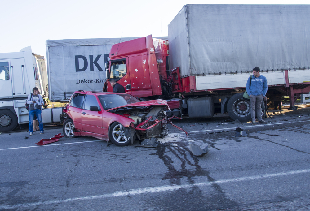 Tractor Trailer Accident Lawyer Tampa