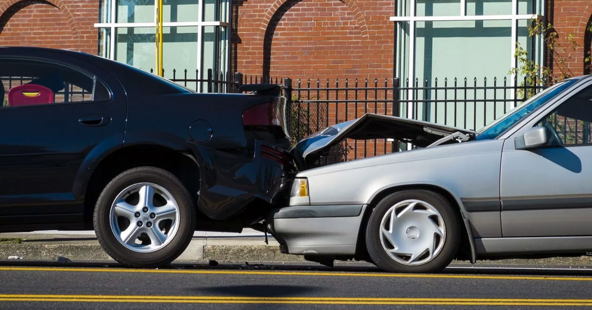 Most Common Rear-End Collision Accident Lawyer Tampa