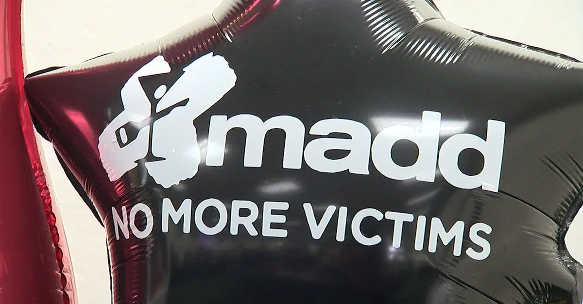 MADD Mothers Against Drunk Driving