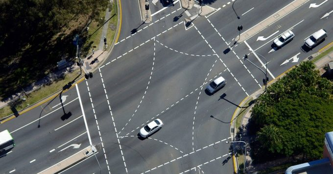 Dangerous Intersection in Tampa Hillsborough County Florida