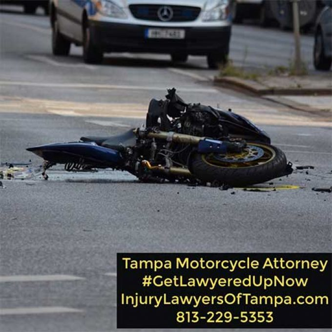 Motorcycle Accident Attorney Tampa