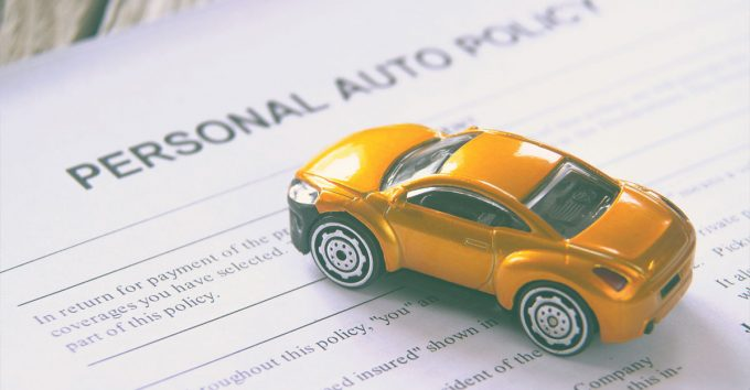 Personal Injury Protection Insurance Policy