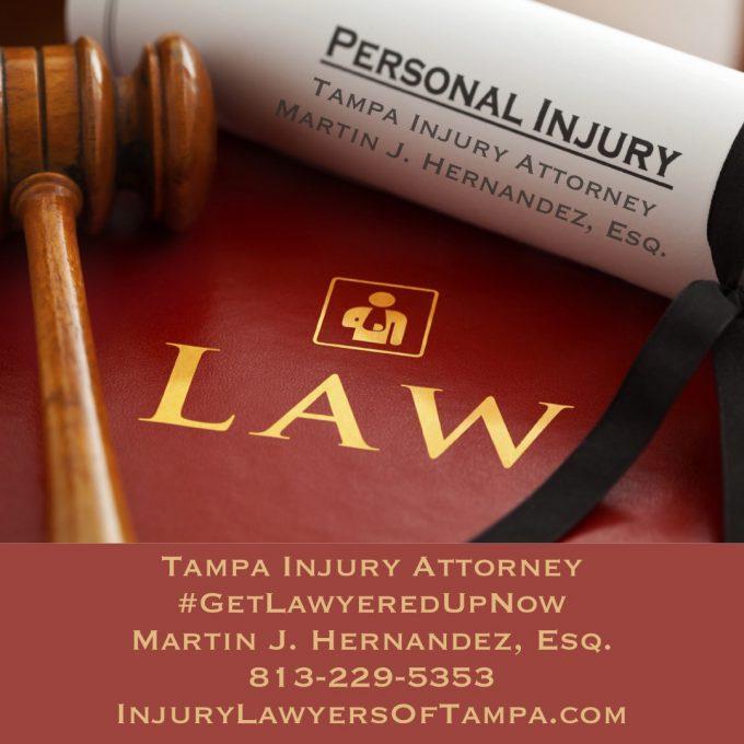 Tampa Injury Attorney Martin Hernandez
